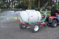 Reitplatz-Bewässerung