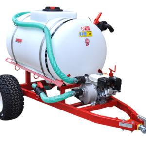 Tankwagen mitBewässerungssystem