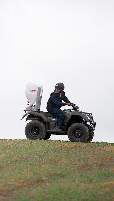 Streugerät ATV