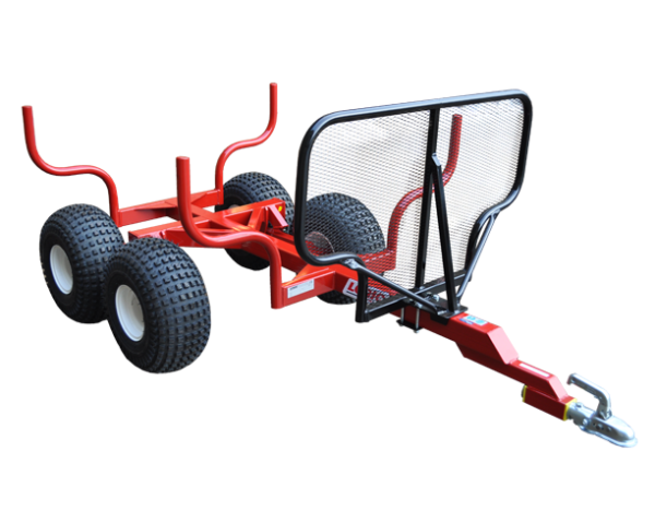 ATV Holztransporter
